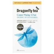 Dragonfly Organic Rooibos Chai Tea Bags 20 per pack