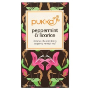 Pukka Peppermint & Licorice 20 per pack