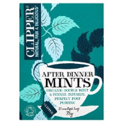 Clipper After Dinner Mints Organic Double Mint & Fennel Infusion 20 per pack