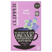 Clipper Organic Wild Berry Infusion 20 per pack