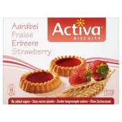 Activa Sugar Free Strawberry Biscuits