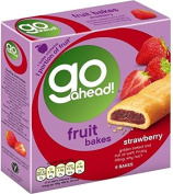 McVitie's Go Ahead! Fruit Bakes - Strawberry