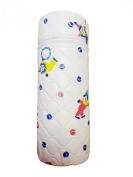 Insulated Bottle Holder With Handle - Single Insulator - CLOWN DESIGN