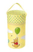 Winnie the Pooh Baby Bottle Warmer Holder - Yellow