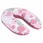 Doomoo Buddy Cushion Stones Pink, ideal for Mum & Baby