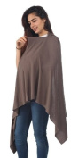 The Bamboo Breastfeeding Scarf - Discreet Nursing Cover And Scarf In One - The Ideal Gift For A New Mother