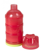 Clevamama Stackable Travel Container for Formula and Food