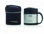 Jane Stainless Steel Thermal Food Flask