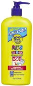 Banana Boat Kids Sunscreen Lotion Spf 50, 350ml Pump Bottle