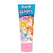 Oral-B Stages Toothpaste 75ml - Princess