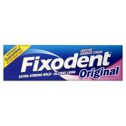 Fixodent Original Denture Adhesive Cream Extra Strong - 40ml