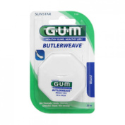 GUM Unwaxed Dental Floss 54.8M