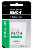 Reach Waxed Floss 55 Yards Mint