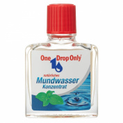 5Pack One Drop Only Mouthwash Concentrate 5x 10ml