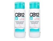 CB12 250ML 2 PACK MILD MINT Safe Breath Oral Care Agent