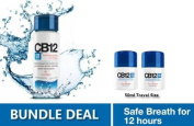 CB12 BUNDLE DEAL 1x 250ml +2x 50ml Mint / Menthol Mouthwash