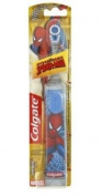 Battery Operated Colgate Toothbrush Spiderman Effectively Cleans Teeth