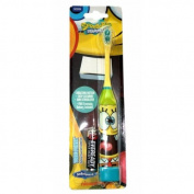 Spongebob Battery Powered Toothbrush