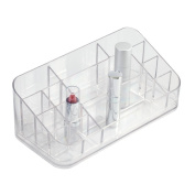 InterDesign Clarity Vanity Organiser, Clear