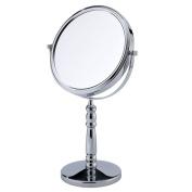 Showerdrape Rho Reversible Vanity Mirror With 5x Magnification