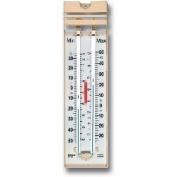 Brannan Quick Set Push Button Maximum Minimum Thermometer