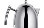 Stainless Steel Teapot.