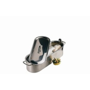 Fish Kettle 60cm . Stainless steel.