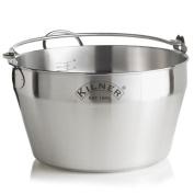 Kilner Stainless Steel Jam Pan 30cm   Maslin Pan, Preserving Pan, Jam Making Pan
