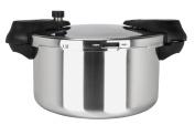 Sitram 710340 Pressure Cooker Stainless Steel Black 6 L 35 x 27.3 x 13.62 cm