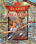 Disney Planes Look and Find