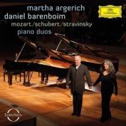 Mozart, Schubert, Stravinsky