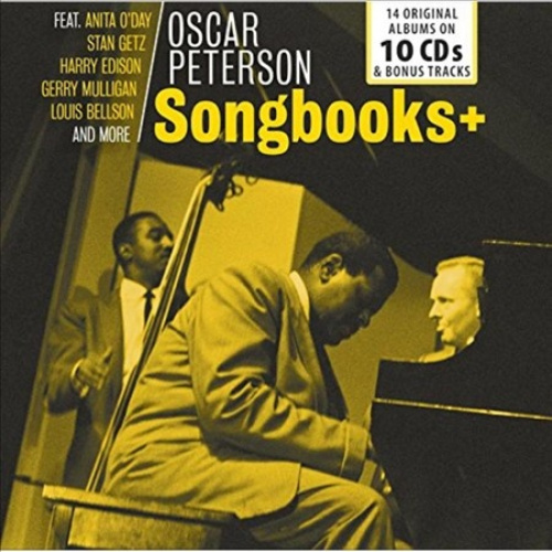 Original Albums by Oscar Peterson/Oscar Peterson Trio.
