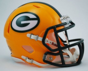 Riddell Green Bay Packers American Football NFL Speed Mini Helm