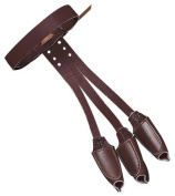 Neet Archery Brown Traditional Glove - Large