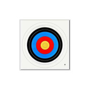 Pack of 10 Archery Target Faces - 60cm