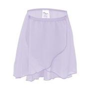 Girls RAD Ballet Skirt CHIFFON Wrapover by CAPEZIO CAD800C- 4 colours