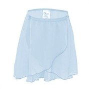 Girls RAD Ballet Skirt CHIFFON Wrapover by CAPEZIO CAD800C- 4 colours