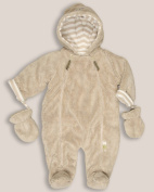 The Essential One - Fur Baby Snowsuit EO3 - 0-3 Months