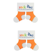Sock Ons 6-12 Months - TWIN PACK Gift Wrap Available