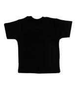 BabywearUK BABY T-SHIRT - Black - 18-24 months - British Made