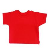 BabywearUK BABY T-SHIRT - Red - 6-12 months - British Made