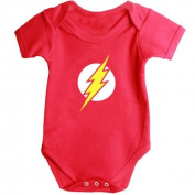 The Flash Baby Vest