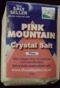 The Salt Seller Fine Pink Himalayan Salt in a Bag 300g