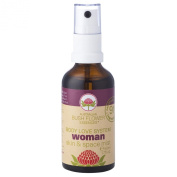 Australian Bush Flowers Love System Organic Woman Mist - 50 ml