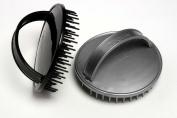 Denman De-Tangle Hair Brush Be-Bop Teezer Comb