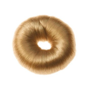Synthetic Hair Bun Ring Blonde for all Hairdressing Hair Up's /Bridal Hair