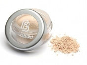 BareFaced Beauty 100% Natural Mineral Finishing Powder 10g - English Rose