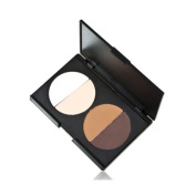 Palette 4 Colours Makeup Contour Concealer Face Powder