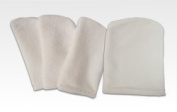 2 x Microfibre Make-Up Removal Mitt