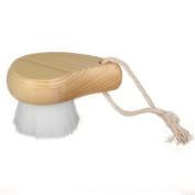 Fibre Facial Face Clean Wash Deep Cleansing Pore Care Brush Mild